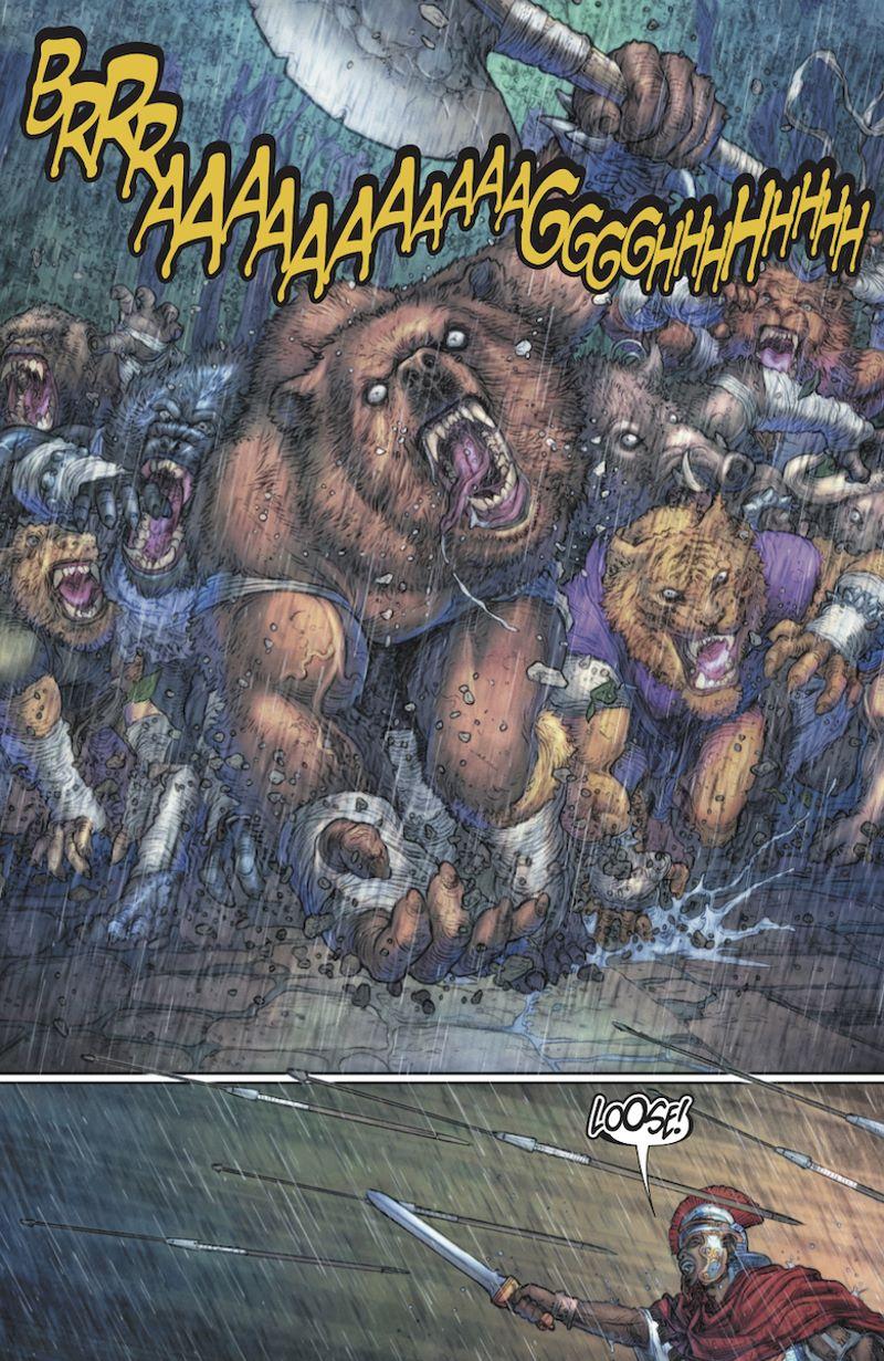 RAI_06_pg4 ComicList Previews: RAI #6
