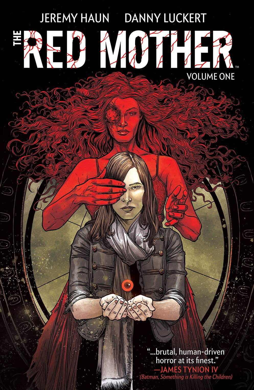 RedMother_v1_SC_Cover ComicList Previews: RED MOTHER VOLUME 1 TP