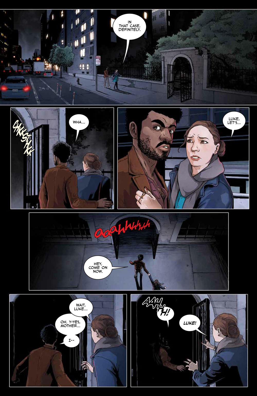 RedMother_v1_SC_PRESS_12 ComicList Previews: RED MOTHER VOLUME 1 TP