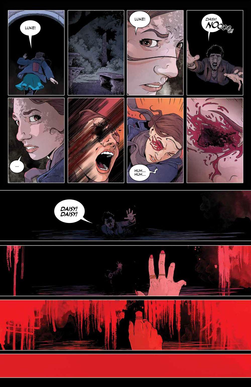 RedMother_v1_SC_PRESS_13 ComicList Previews: RED MOTHER VOLUME 1 TP