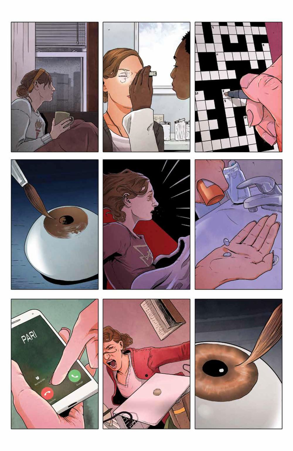 RedMother_v1_SC_PRESS_20 ComicList Previews: RED MOTHER VOLUME 1 TP