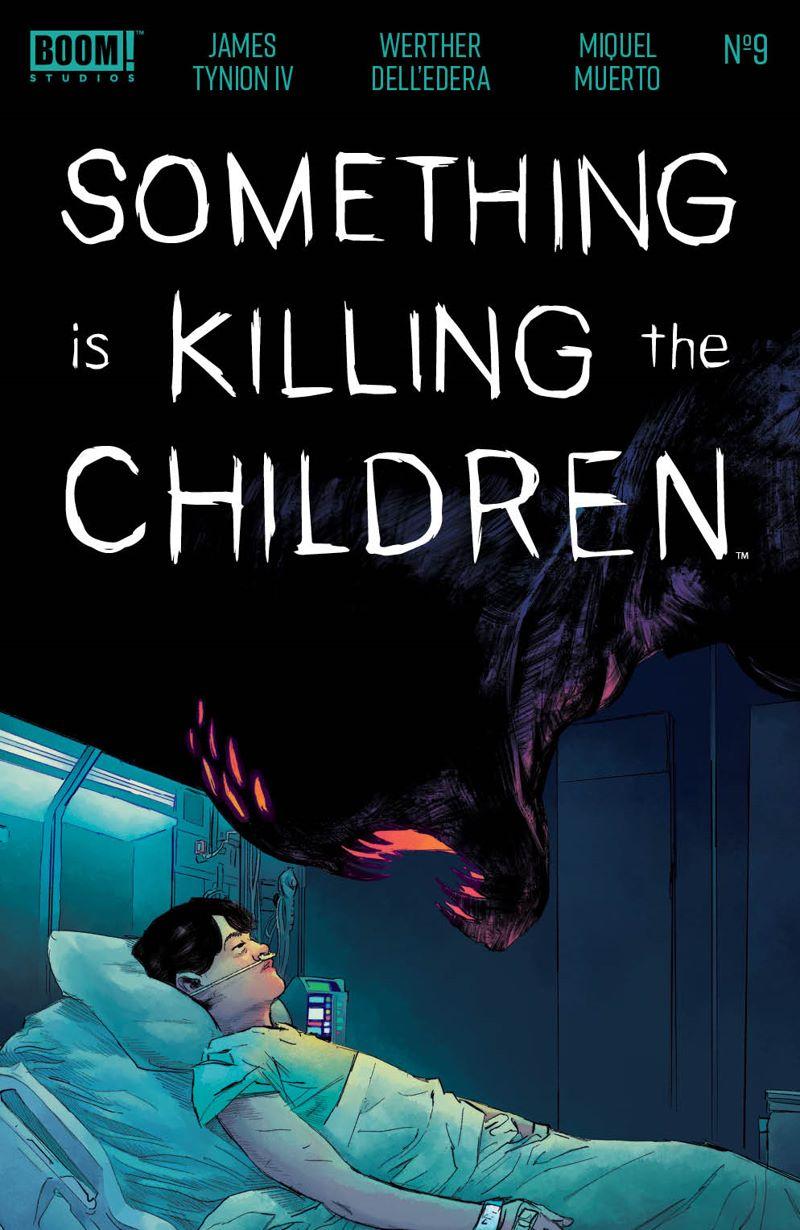 SomethingKillingChildren_009_Cover_Main ComicList Previews: SOMETHING IS KILLING THE CHILDREN #9