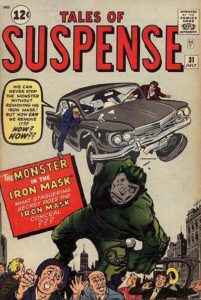 Tales-of-Suspense-31-201x300 Prototypes in Comics: Inspiration For 3 Popular Characters