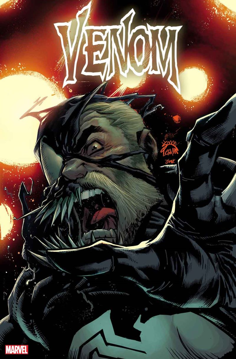 VENOM-28-STEGMAN-VARIANT Ryan Stegman to sketch a variant cover for VENOM #28