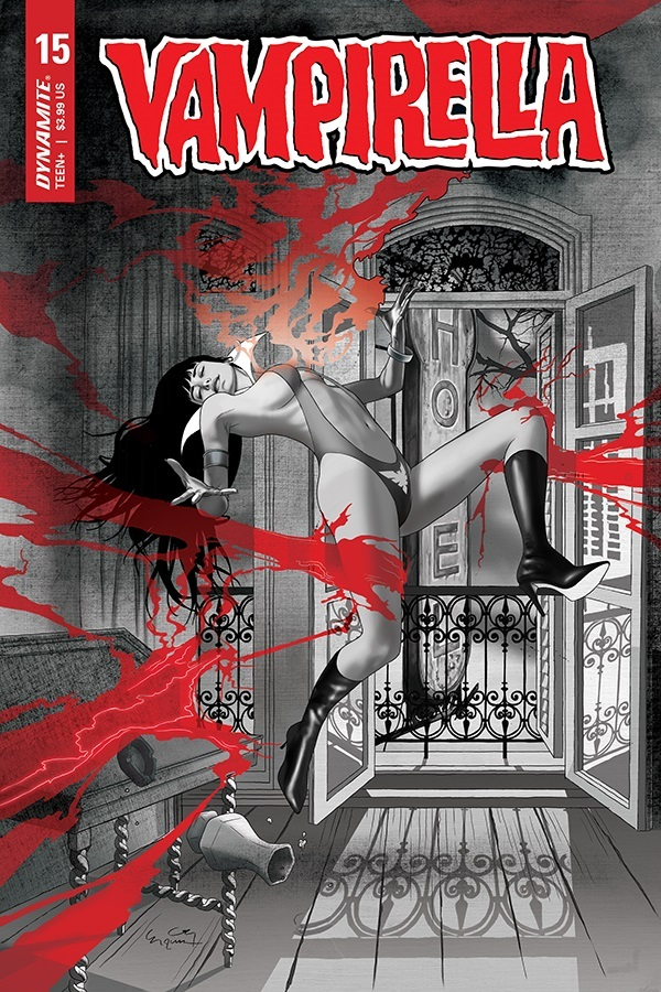 VampiV5-2019-15-15041-D-Gunduz_1 Christopher Priest authors a very special VAMPIRELLA tale this October