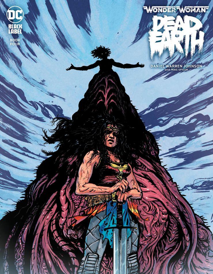 WWDE-Cv4 ComicList Previews: WONDER WOMAN DEAD EARTH #4
