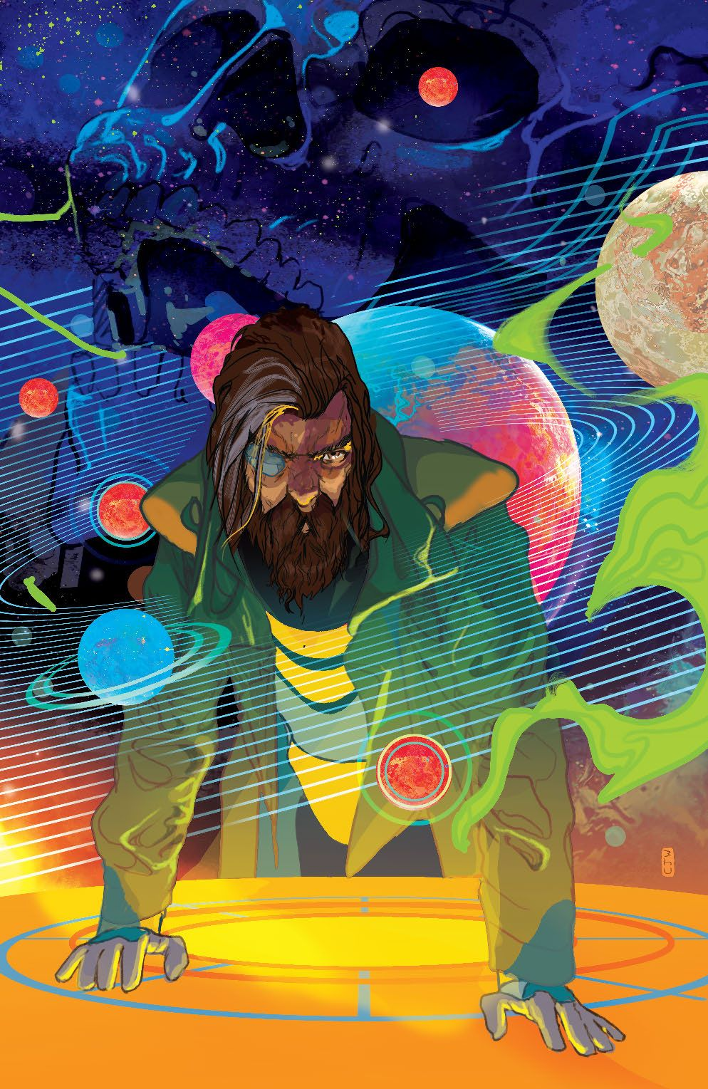 WeOnlyFindThem_001_Cover_VariantWard ComicList: BOOM! Studios New Releases for 09/02/2020