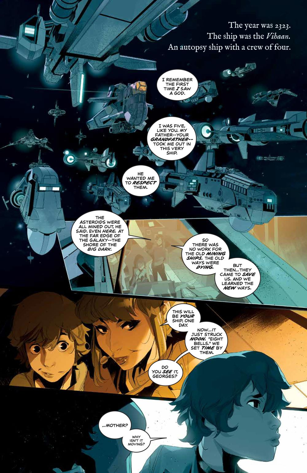 WeOnlyFindThem_001_PRESS_3 ComicList Previews: WE ONLY FIND THEM WHEN THEY'RE DEAD #1