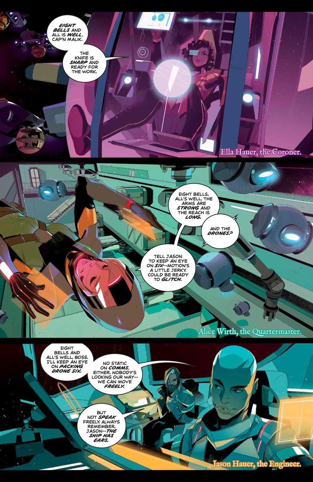 WeOnlyFindThem_001_PRESS_7 ComicList Previews: WE ONLY FIND THEM WHEN THEY'RE DEAD #1
