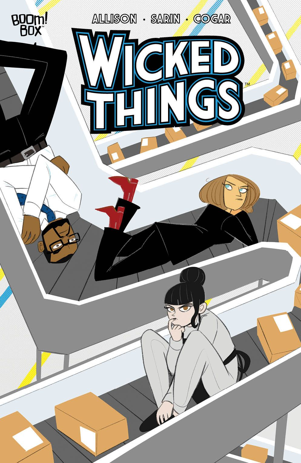 WickedThings_004_Cover_Variant ComicList: BOOM! Studios New Releases for 08/26/2020