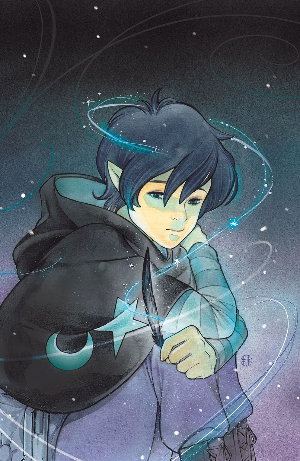 Wynd_003_Cover_Variant ComicList: BOOM! Studios New Releases for 08/26/2020