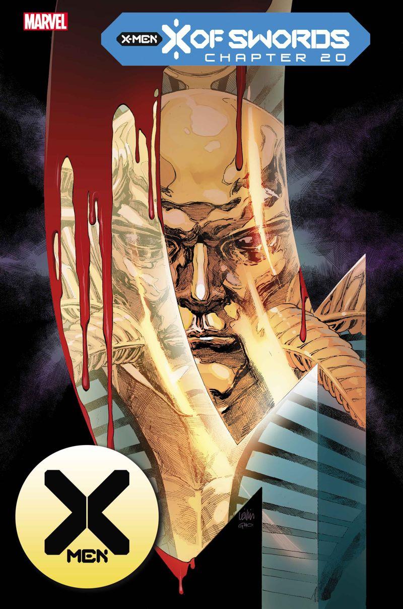XMEN2019015_cov Marvel Comics releases November X OF SWORDS covers