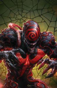 carnage-venom-annual-195x300 Clayton Crain Rides Again: Comic Shop Road Tour 2
