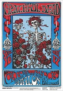 psyc-1-208x300 The Posters of the Grateful Dead