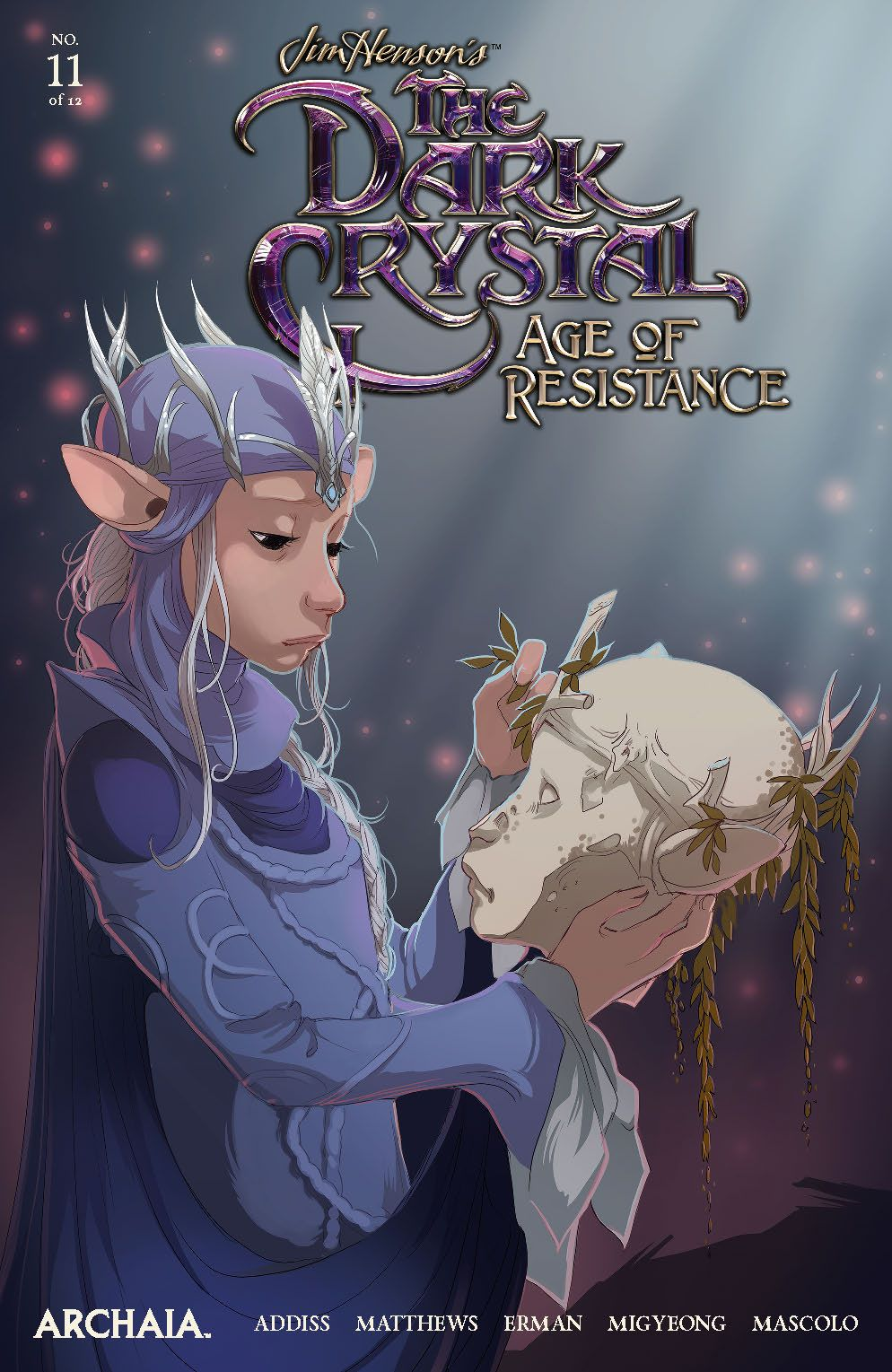 DarkCrystal_AgeResistance_011_Cover_Main ComicList Previews: JIM HENSON'S THE DARK CRYSTAL AGE OF RESISTANCE #11