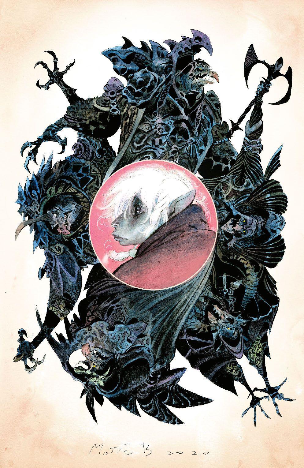 DarkCrystal_AgeResistance_011_Cover_UnlockedRetailer ComicList Previews: JIM HENSON'S THE DARK CRYSTAL AGE OF RESISTANCE #11