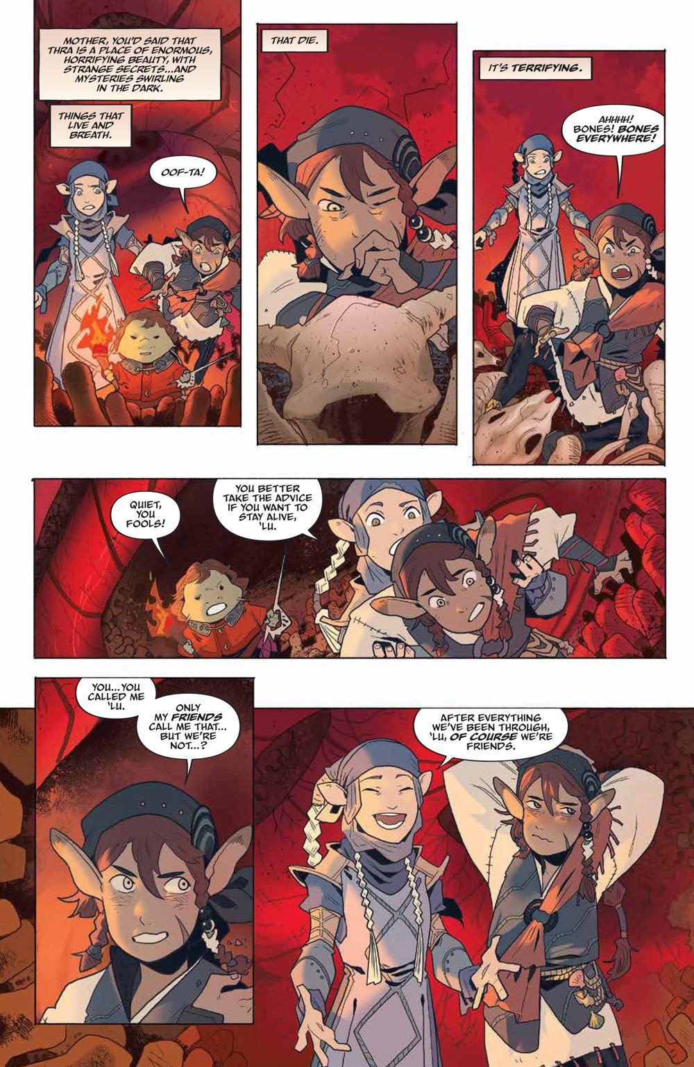 DarkCrystal_AgeResistance_011_PRESS_6 ComicList Previews: JIM HENSON'S THE DARK CRYSTAL AGE OF RESISTANCE #11