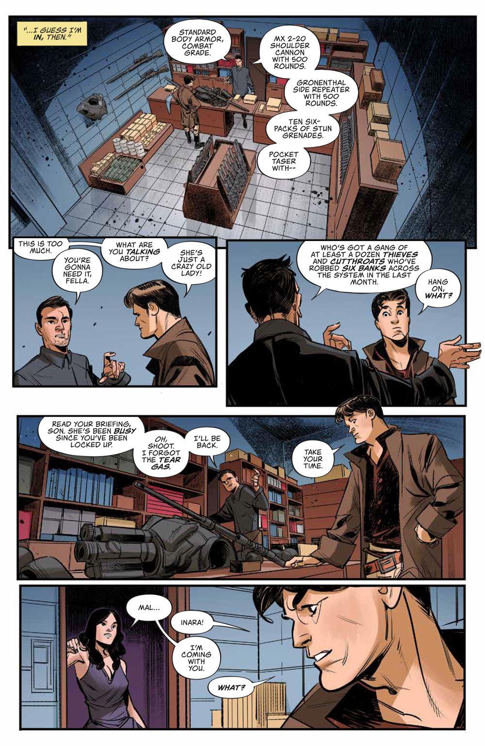 Firefly_NewSheriffVerse_v1_HC_PRESS_15 ComicList Previews: FIREFLY NEW SHERIFF IN THE 'VERSE VOLUME 1 HC
