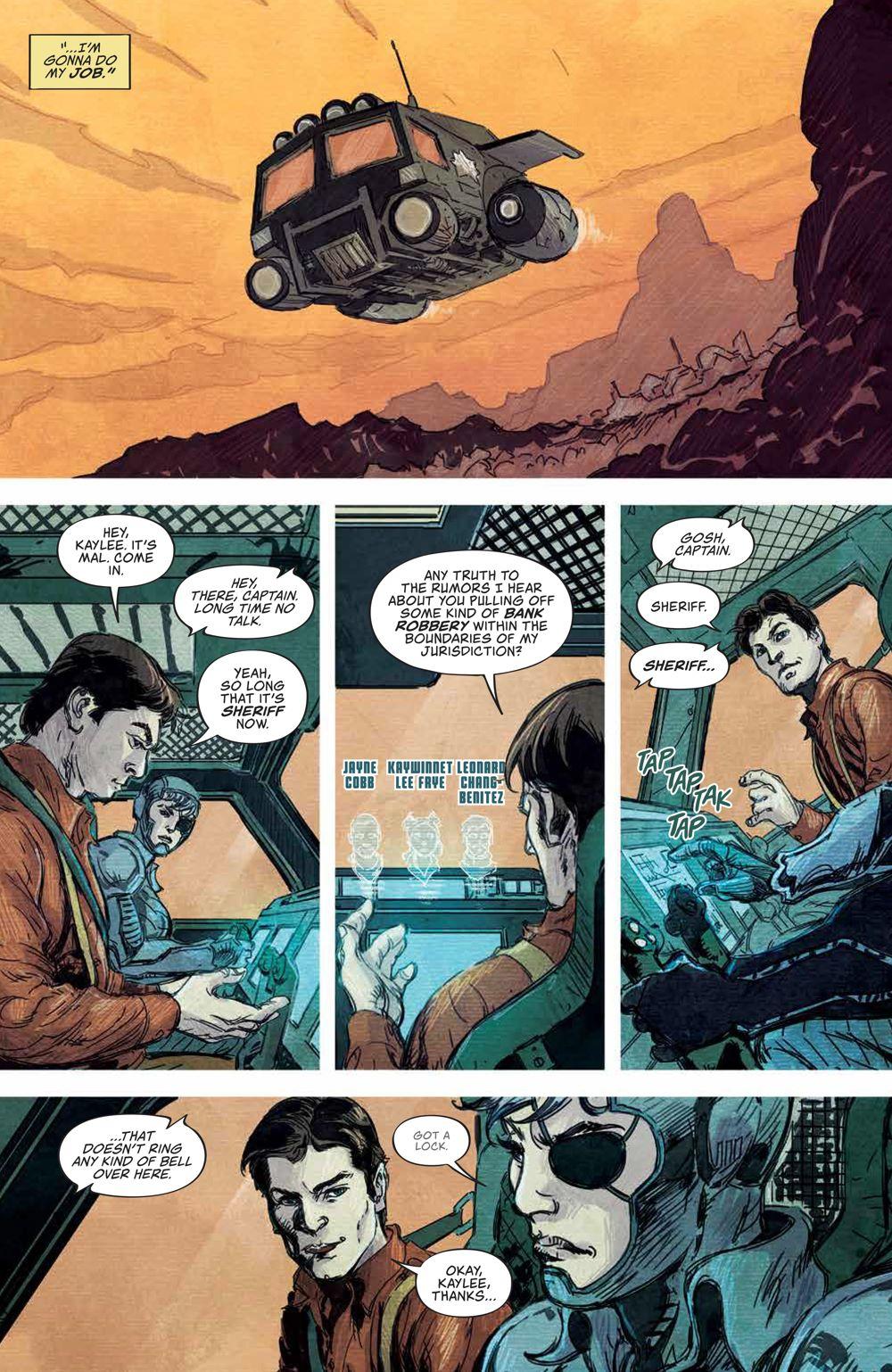 Firefly_NewSheriffVerse_v1_HC_PRESS_58 ComicList Previews: FIREFLY NEW SHERIFF IN THE 'VERSE VOLUME 1 HC