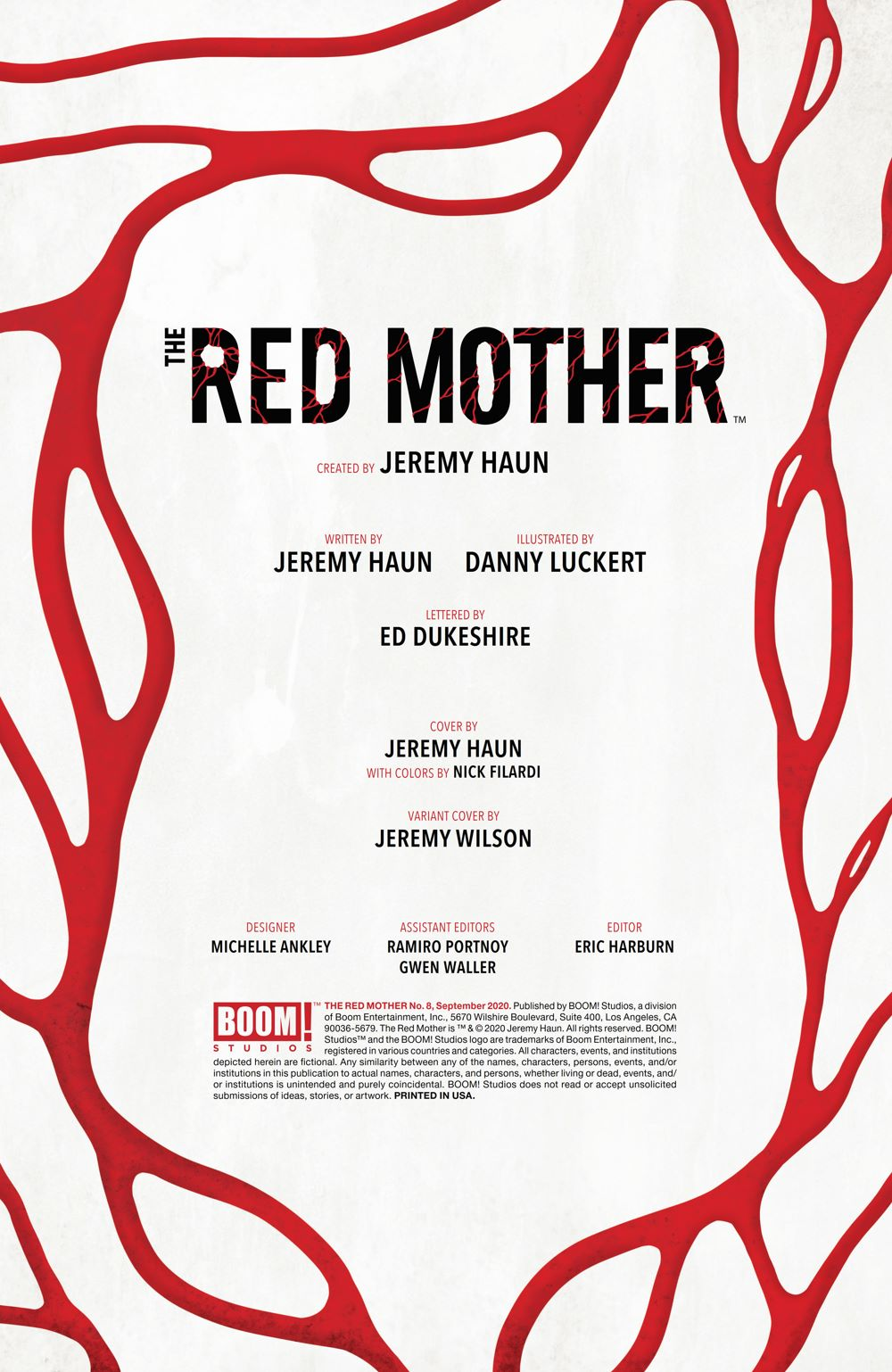 RedMother_008_PRESS_2 ComicList Previews: THE RED MOTHER #8