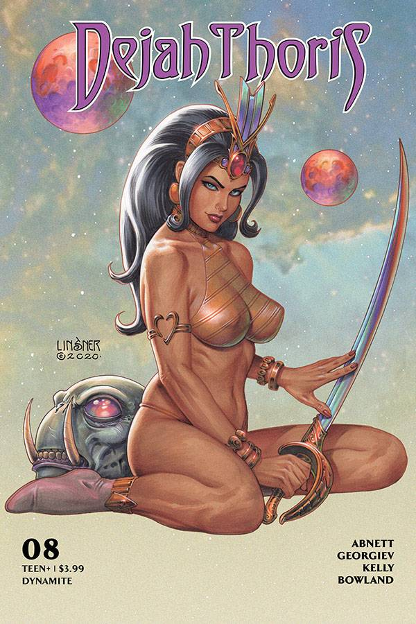 STL163236 ComicList: Dynamite Entertainment New Releases for 09/16/2020