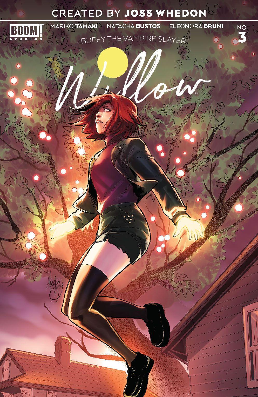 Willow_003_Cover_VariantAndolfo ComicList: BOOM! Studios New Releases for 09/09/2020