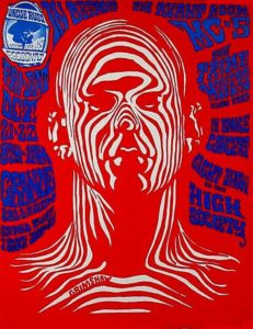 gb3-231x300 Key Poster Artists of the Psychedelic Era