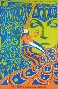 psych-197x300 Key Poster Artists of the Psychedelic Era