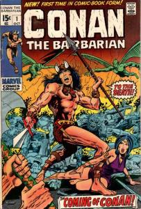 Conan-1-203x300 Hottest Comics 6/3: Conan, Warlock, and Kraven the Hunter