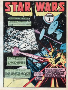 Star-Wars-1-page-one-226x300 Rare Star Wars #1 Variant Up for Bidding