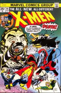 X-Men-94-197x300 Trending Comics: Bronze Age X-Men on the Rise