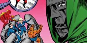 Doctor-Doom-Fantastic-Four-Jack-Kirby-300x150 Who ya Got? Tales of Suspense #39 vs Fantastic Four #5