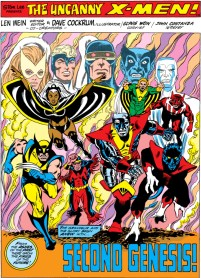 Gsx-page-one-217x300 X-Men: Giant-Size Key Issues Worth Looking For