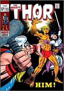 Thor-165-2-210x300 Hottest Comics 6/3: Conan, Warlock, and Kraven the Hunter
