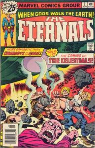 Eternals-2-193x300 Coldest Comics of the Week: Things From Other Worlds