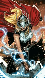 Lady-Thor-art-173x300 The Thor Corps in the MCU