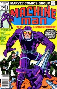 Machine-Man-1-195x300 Trends & Oddballs: Machine Man, Lobo, and Scooby-Doo