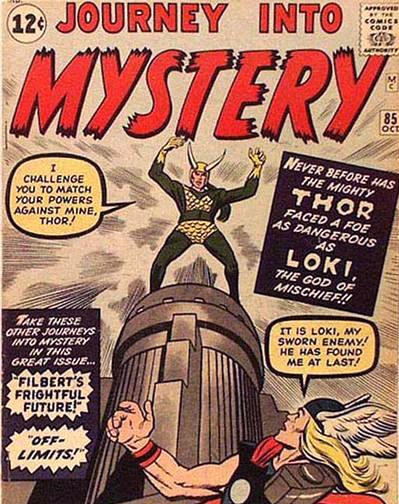 Marvel Comics LOKI #1 first printing