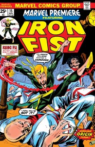 Marvel_Premiere_Vol_1_15-195x300 This Week's Hot Trends and Oddballs: Hero for Hire
