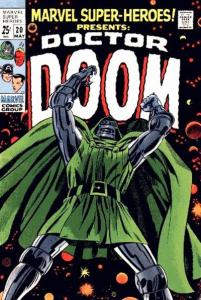 doctor-doom-201x300 More Villains coming to the MCU?