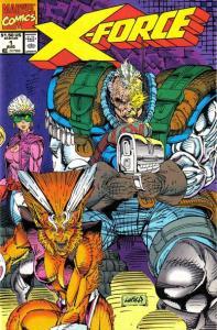 X-force-1-197x300 Hottest Comics 6/3: Conan, Warlock, and Kraven the Hunter