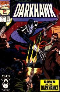 darkhawk-1-197x300 Hottest Comics: ASM #300 Tumbles While Iron Fist Gains