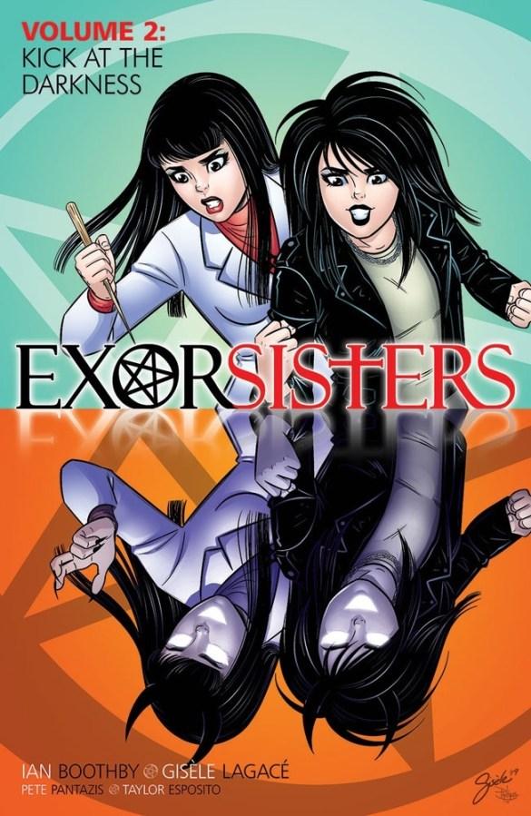 ExorSisters_TP2_solicit_web Image Comics October 2020 Solicitations