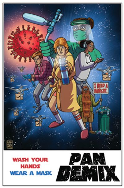 Screen-Shot-2020-07-09-at-4.11.04-PM PANDEMIX: QUARANTINE COMICS IN THE AGE OF 'RONA to benefit The Hero Initiative