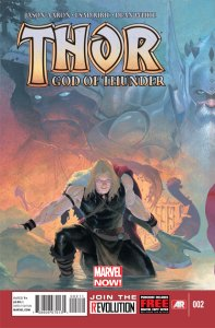 Thor-God-of-Thunder-2-197x300 Hottest Comics Rankings: Bottom Five