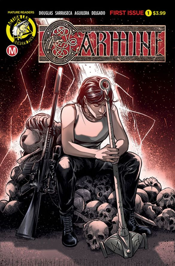 Carmine1cover_A Action Lab Entertainment September 2020 Solicitations