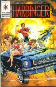 HArbinger-1-195x300 Hottest Comics 9/9: A Valiant Effort