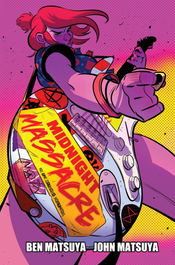 Midnight-Massacre-Action-Lab-Cover Action Lab Entertainment September 2020 Solicitations