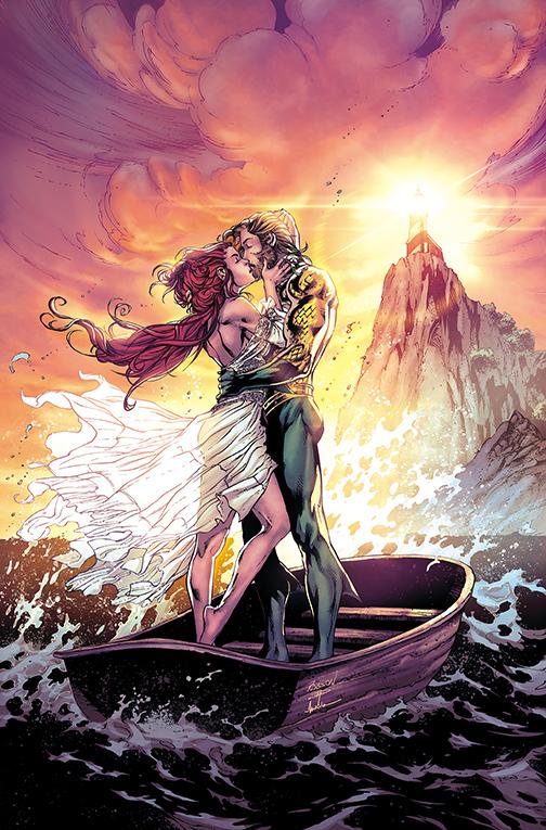 AQM-VOL4 DC Comics December 2020 Solicitations