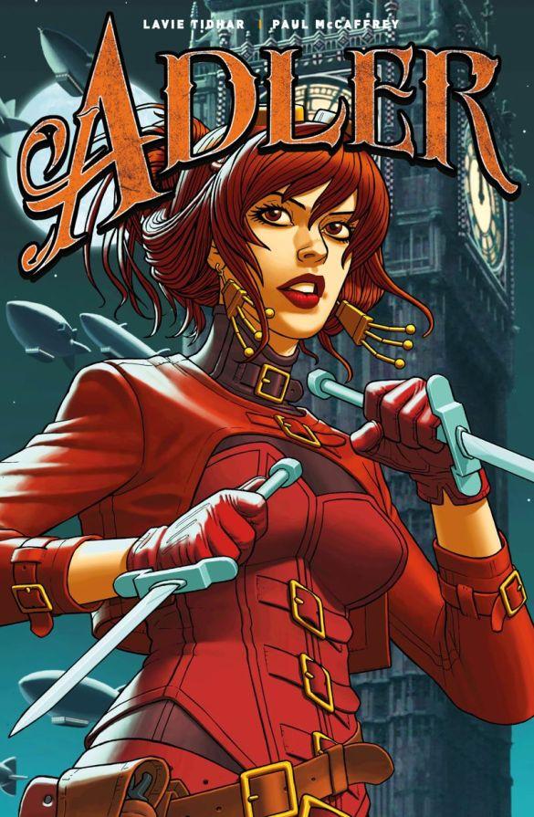 Adler-TP Titan Comics December 2020 Solicitations